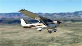 Asobo Cessna 172 N1950F (G1000) Image Flight Simulator 2020