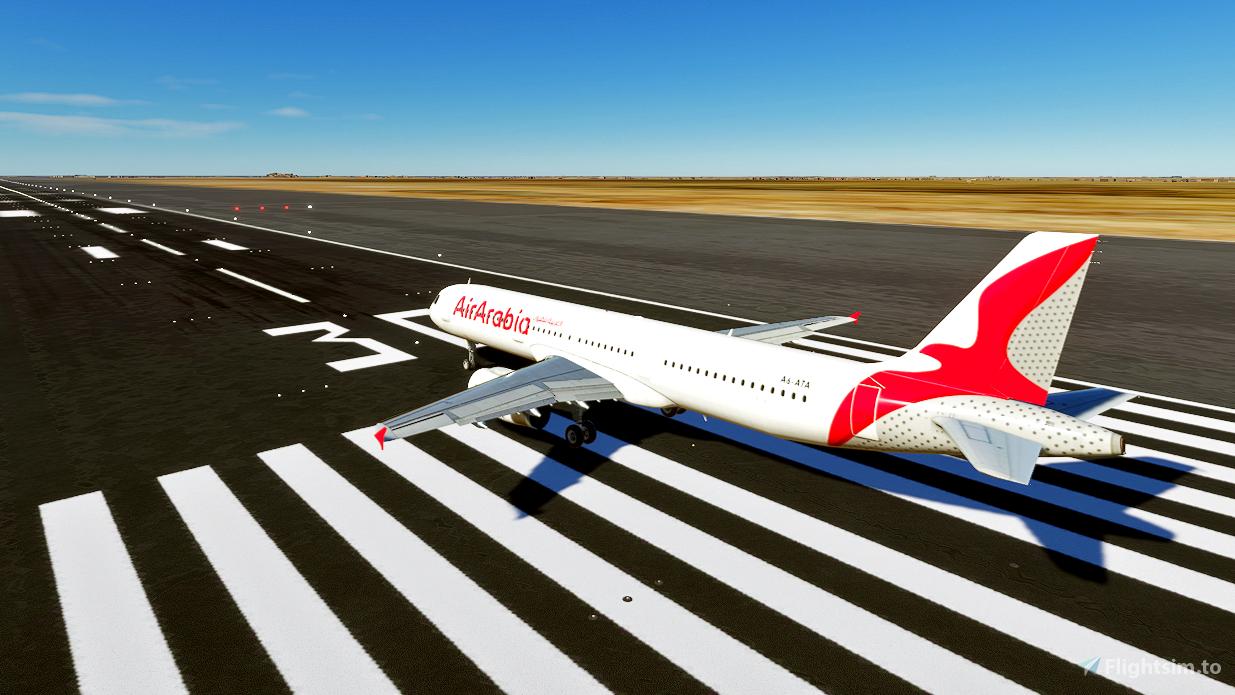 Air Arabia [4K]