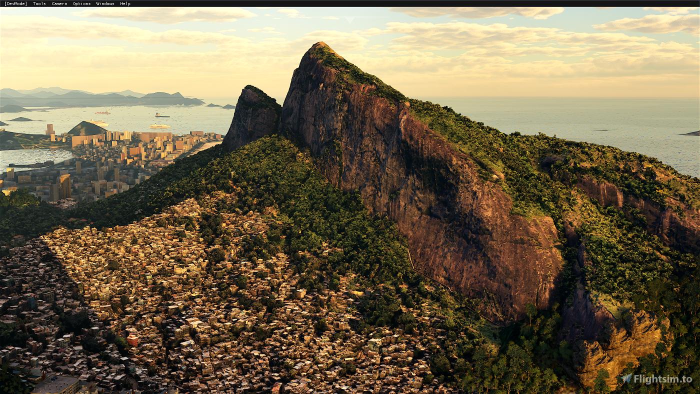 Rio de Janeiro Megapack Montanhas