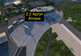 Norwich Airport - EGSH - United Kingdom  Image Flight Simulator 2020