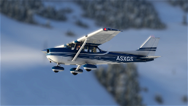 Asobo Cessna 172 Reims - 4 Colors (G1000) Image Flight Simulator 2020
