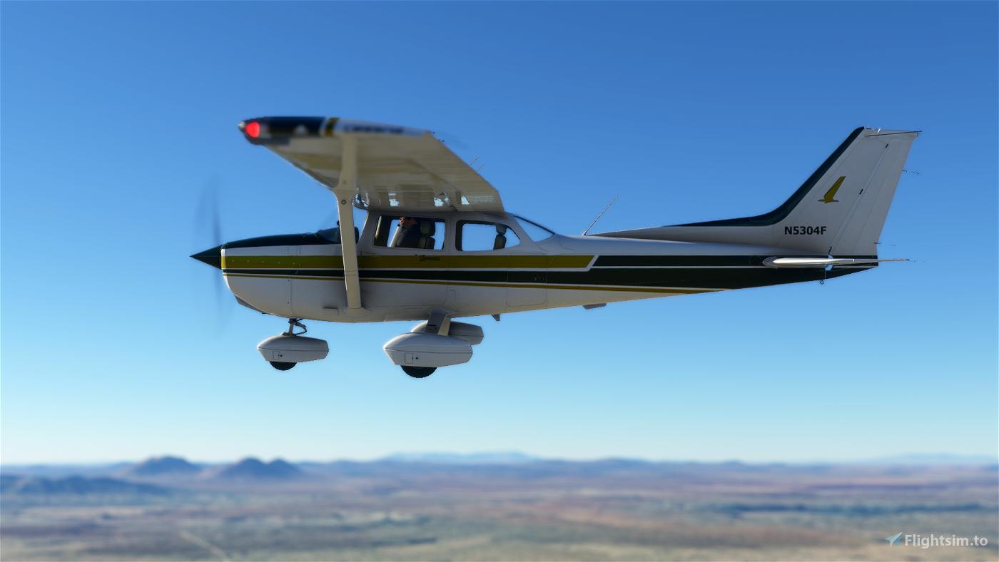 Asobo Cessna 172 N5304F (G1000)