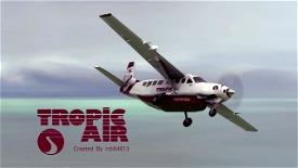Tropic Air Belize Cessna 208b Grand Caravan EX Livery Image Flight Simulator 2020