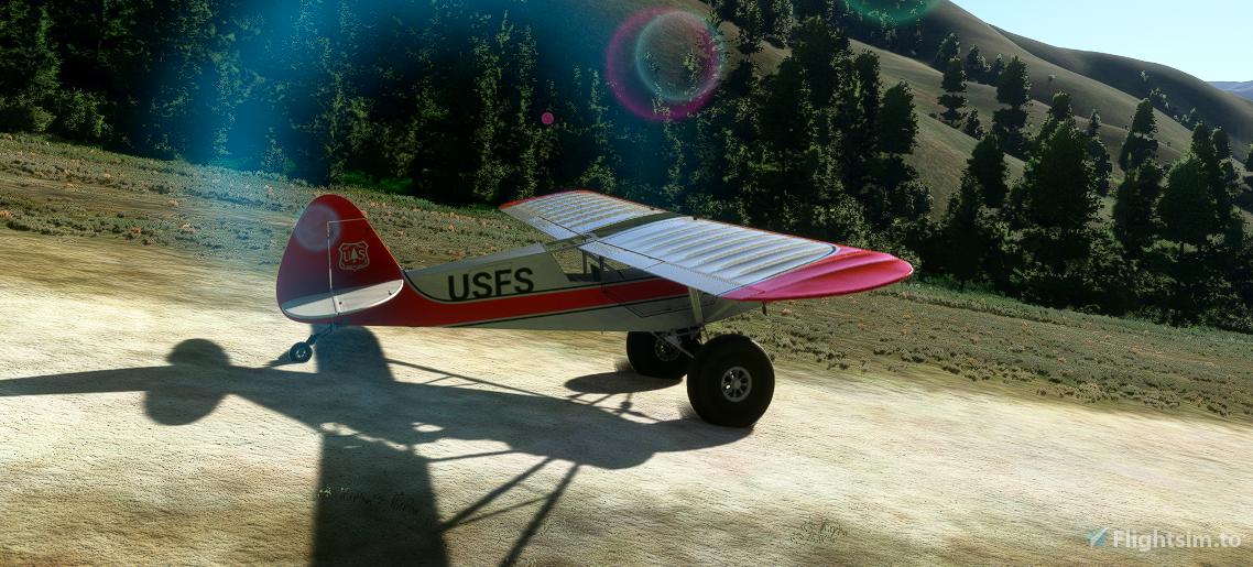 US Forest Service for GotGravel Savage GRRAVEL Mod ver 1.2.0