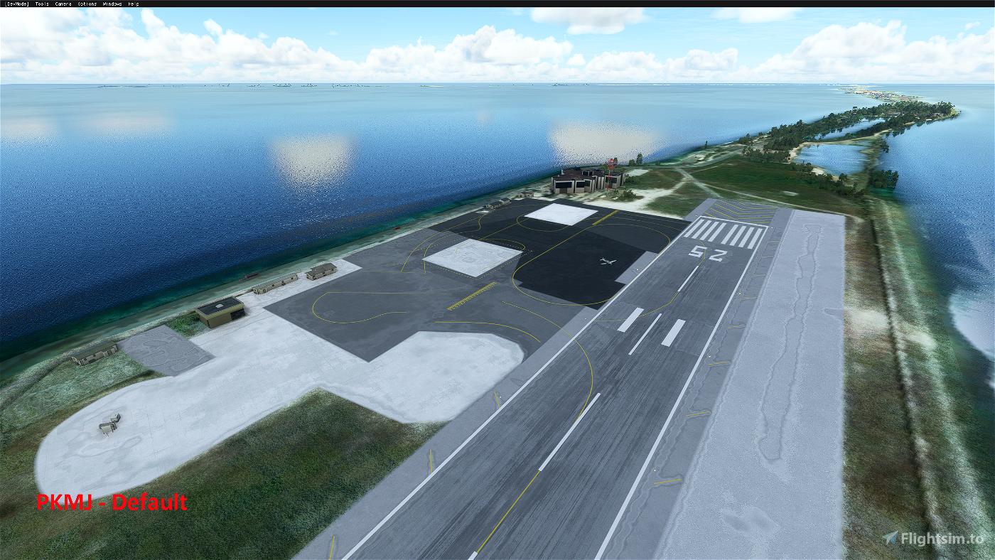 PKMJ-Marshall Islands International Airport