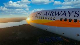 [8K] Jet Airways Image Flight Simulator 2020