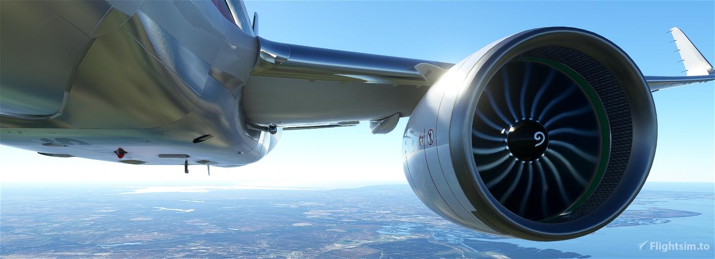A320neo AIR ATLANTIS