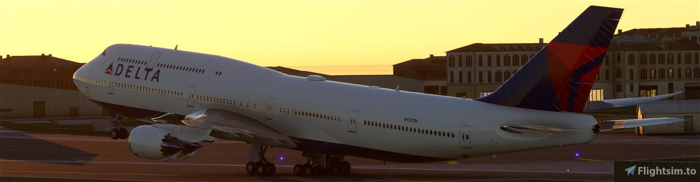 747-8I Delta (4k, Left Side, Working)