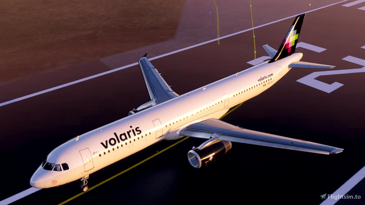 Volaris [4K] Flight Simulator 2020