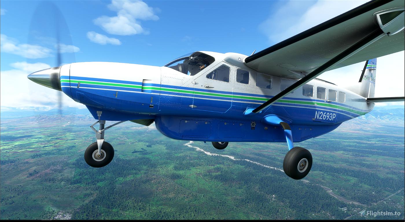 Highland Air Express VA 2021 - Caravan 208 Microsoft Flight Simulator