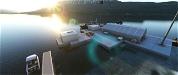 Zachar Bay Lodge/Seaplane Base. Kodiak Island, Alaska Image Flight Simulator 2020