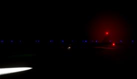 Enhanced lights for Cessna 152 Image Flight Simulator 2020