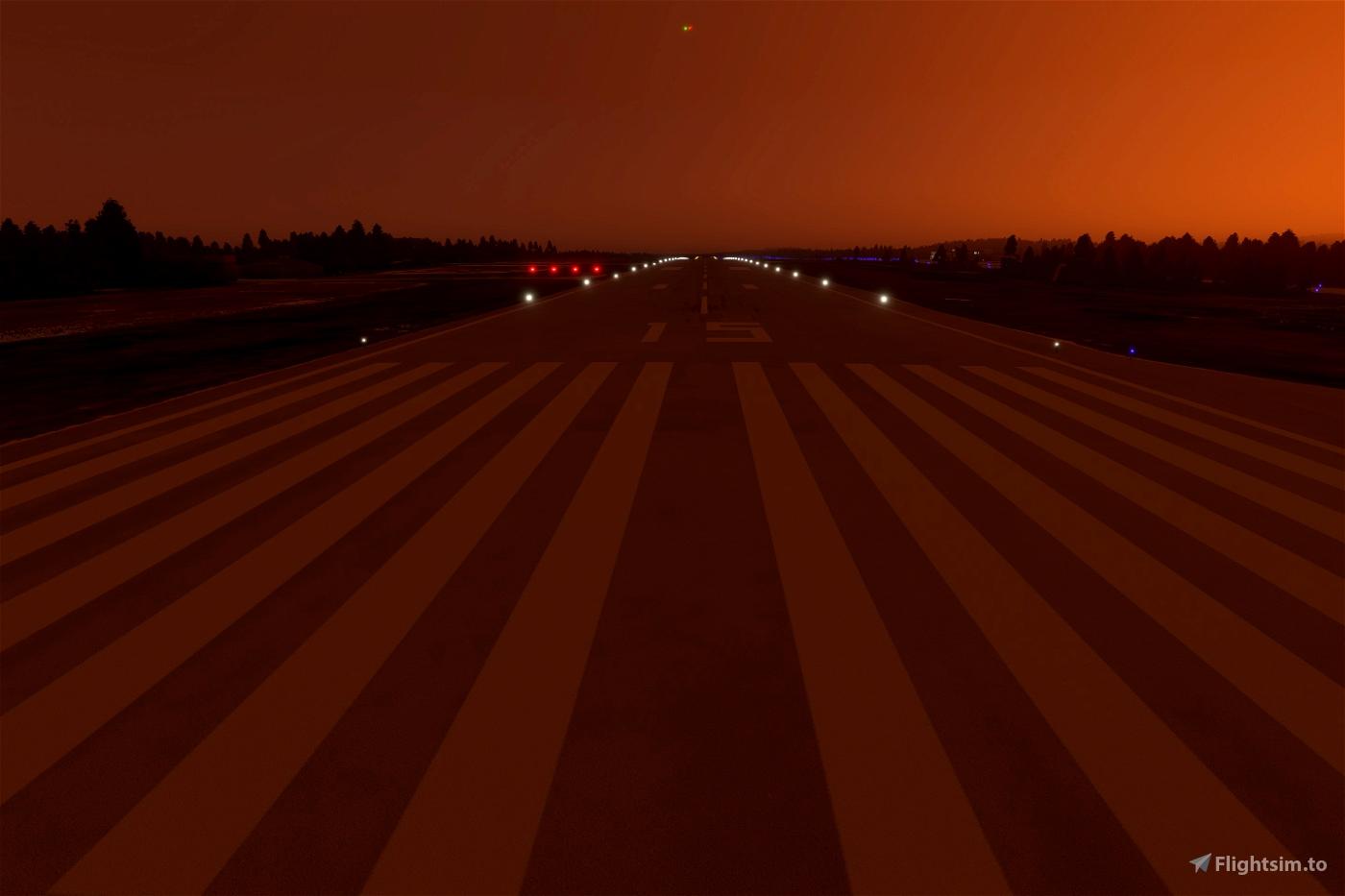 Finland- 3D airport heightmaps Flight Simulator 2020