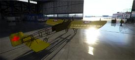 Bleriot XI CCM livery Image Flight Simulator 2020