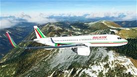 BALKAN Bulgarian Airlines - БАЛКАН Image Flight Simulator 2020