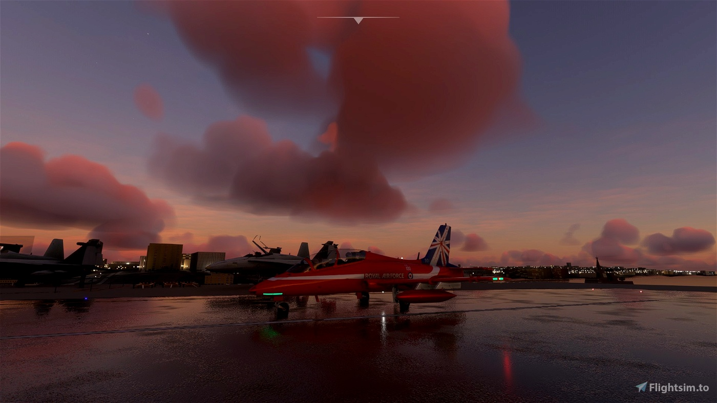 Red Arrows (Minipack) MB-339PAN