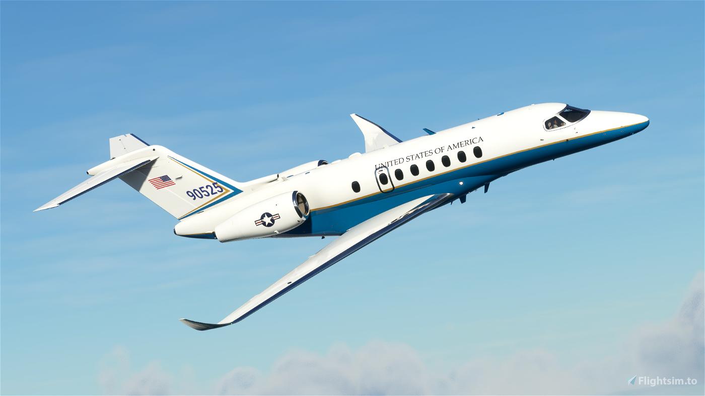 Longitude USA Special Transport Flight Simulator 2020