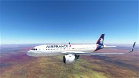A320Neo Airfrance Image Flight Simulator 2020