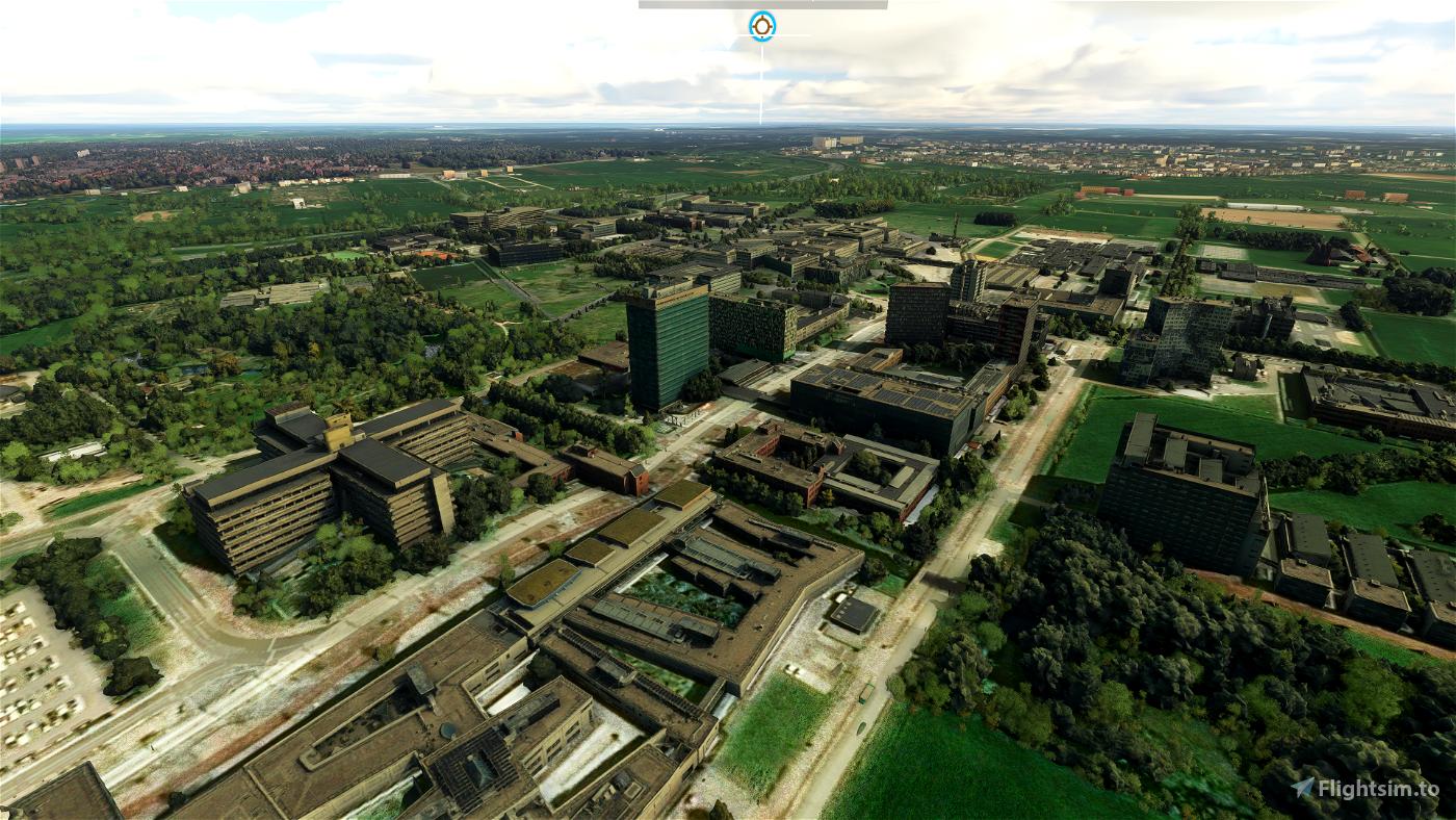 Utrecht-Uithof