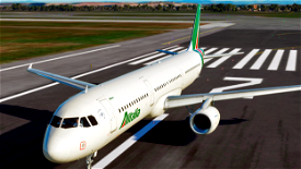 Alitalia [4K] Image Flight Simulator 2020