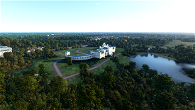 Palace Soestdijk Image Flight Simulator 2020