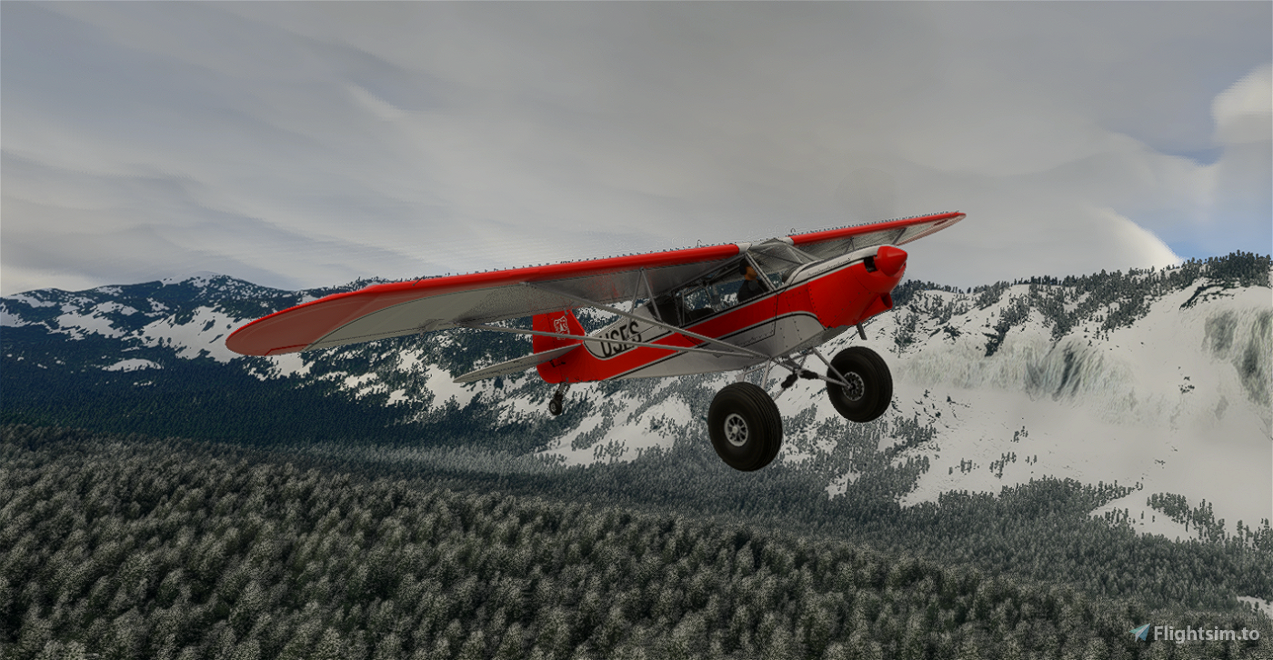 US Forest Service for GotGravel Savage Carbon Mod ver 1.2.0