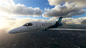 Aer Lingus Regional Cessna Citation Longitude Image Flight Simulator 2020