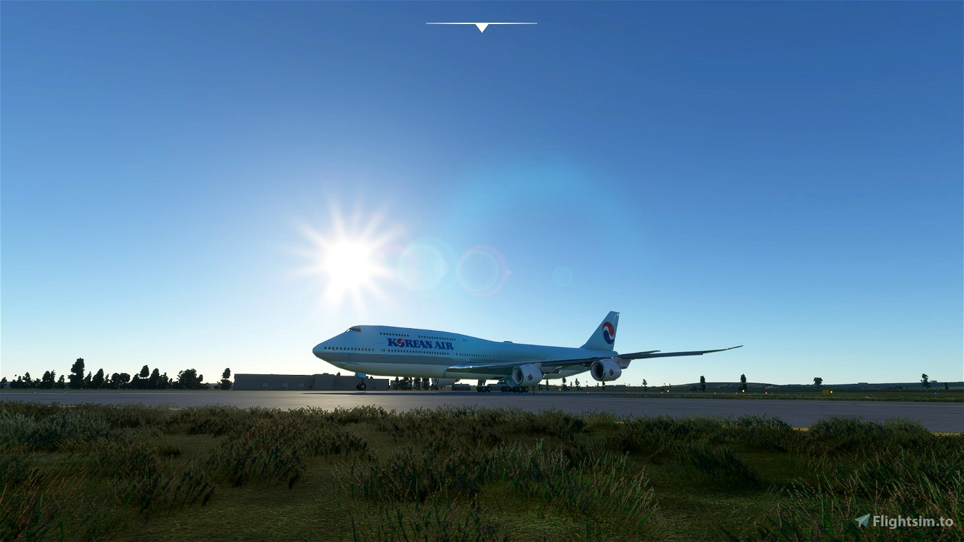 Korean Air 747-8i (Passenger)