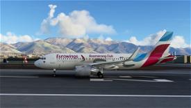 Eurowings Boomrang Club A320 Neo - 8K Image Flight Simulator 2020