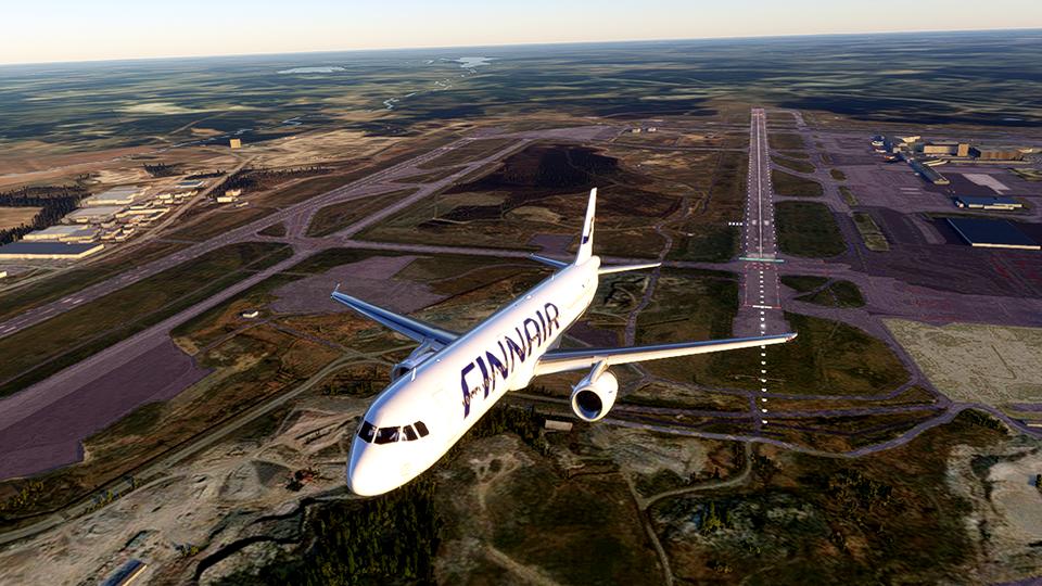 Finnair [4K]