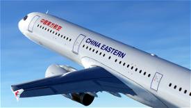 China Eastern Airlines [4K] Image Flight Simulator 2020