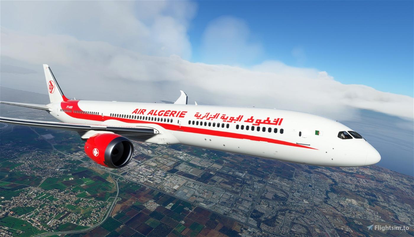 Air Algérie 787-10 [4K] Flight Simulator 2020