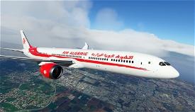 Air Algérie 787-10 [4K] Image Flight Simulator 2020