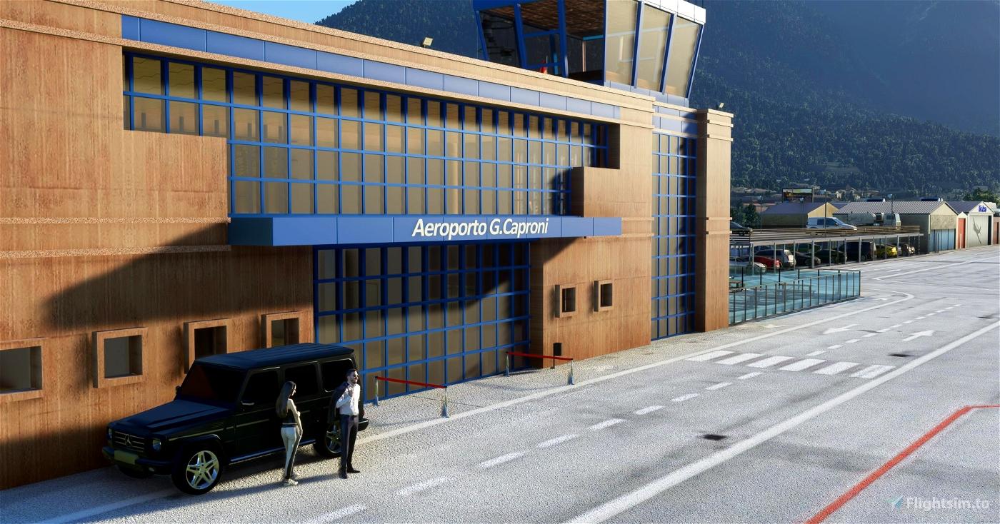 Caproni Airport [LIDT]