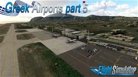 Greek Airports part 5 Microsoft Flight Simulator