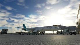 A321 Lufthansa [8K/4K] Image Flight Simulator 2020