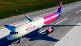 Wizz Air [4K] Image Flight Simulator 2020