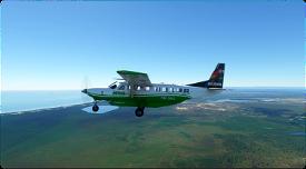 Maya Air Image Flight Simulator 2020