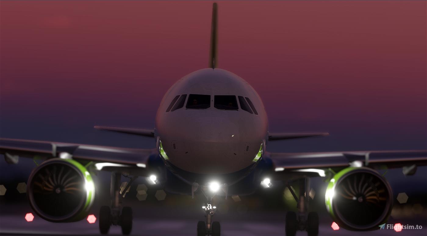 A320 JMC Air