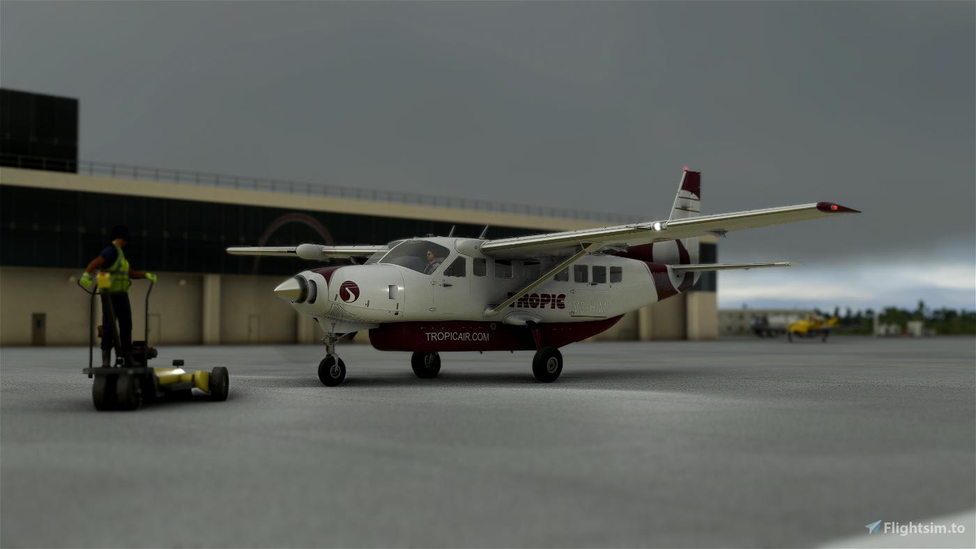 Tropic Air Belize Cessna 208b Grand Caravan EX Livery