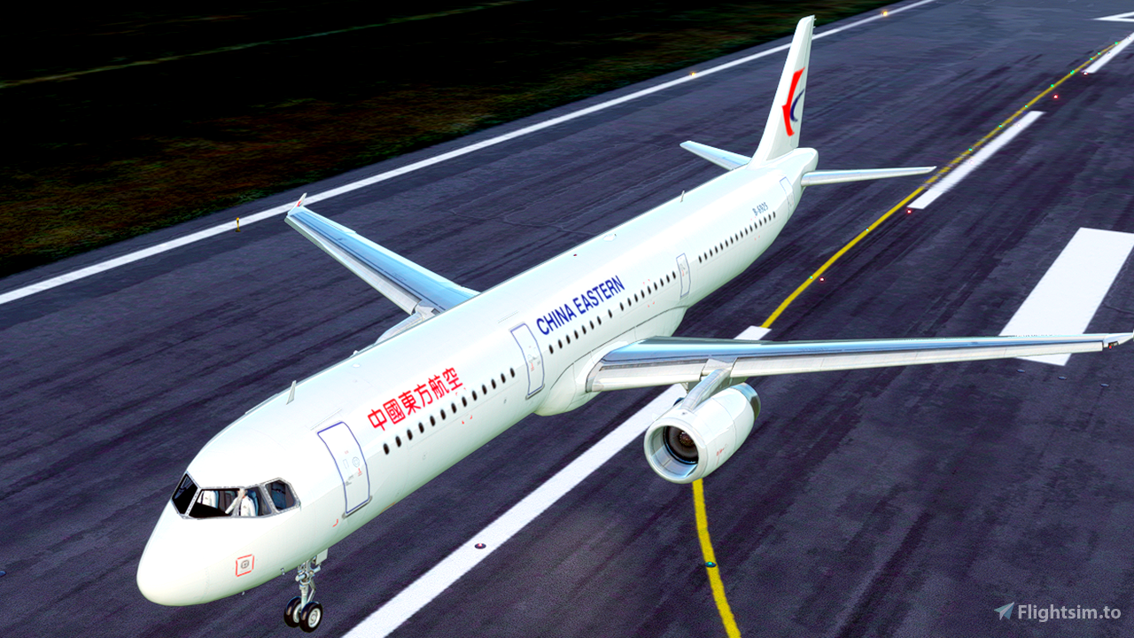 China Eastern Airlines [4K]