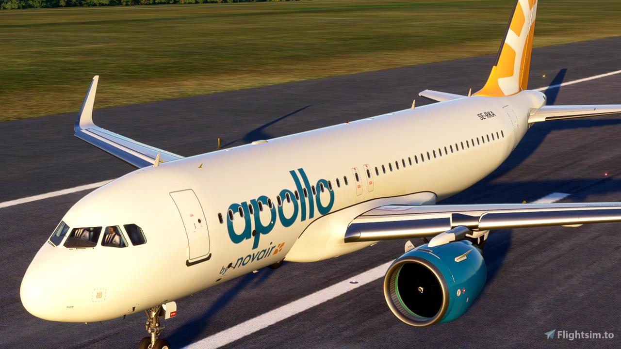 Novair (Apollo) [4K] Flight Simulator 2020