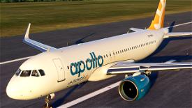 Novair (Apollo) [4K] Image Flight Simulator 2020
