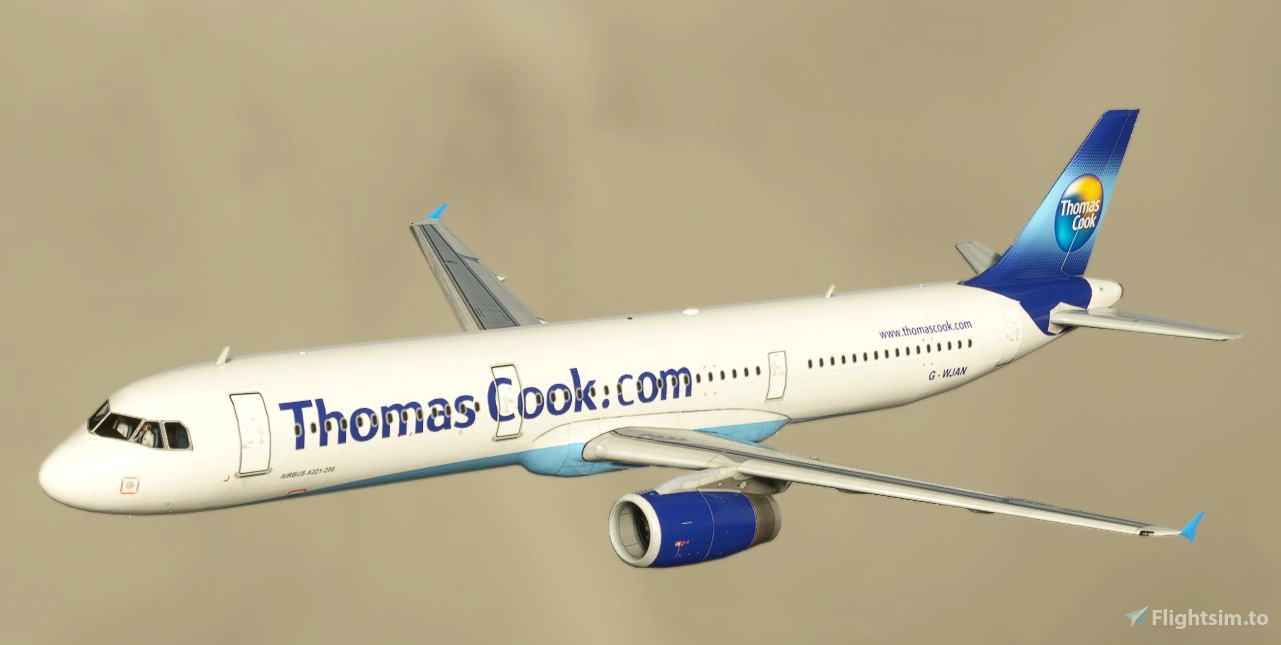 Thomas Cook Old A321-200 [8k]
