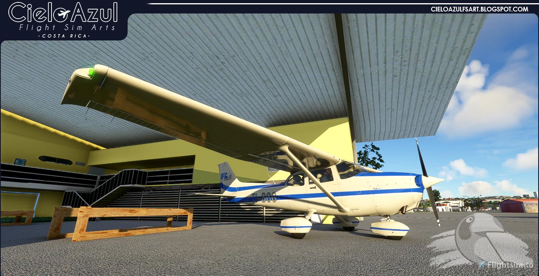IFA | TI-BGG | Asobo Cessna C172SP Classic (8K) Flight Simulator 2020