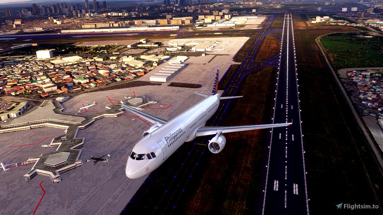 Philippine Airlines [4K]