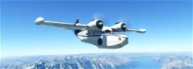 Grumman Goose VP-BBK Bahamas Airlines Image Flight Simulator 2020