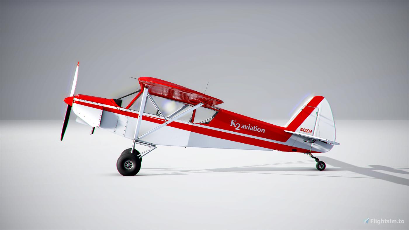 Savage Cub RUST'S N4361A