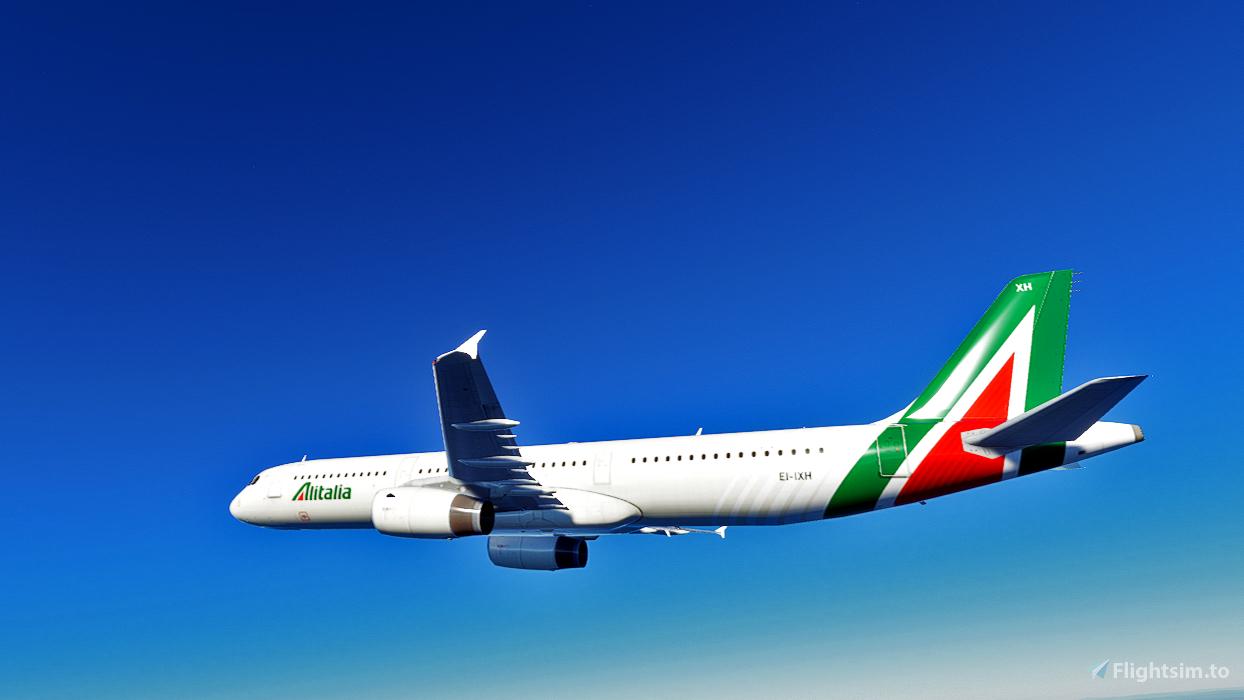 Alitalia [4K]