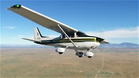 Asobo Cessna 172 N5304F (G1000) Image Flight Simulator 2020